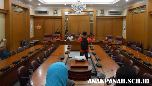 Kantor Gubernur DKI Jakarta - Ruang Meeting Gubernur2