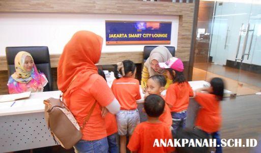 Kantor Gubernur DKI Jakarta - Jakarta Smart City Lounge