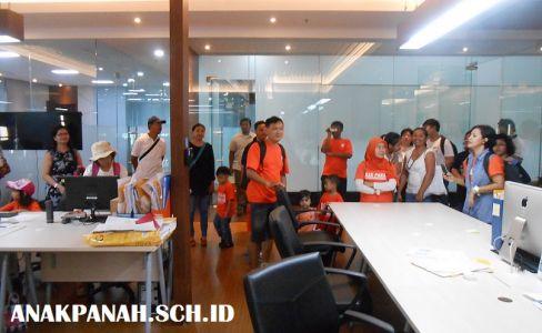 Kantor Gubernur DKI Jakarta - Jakarta Smart City Room1