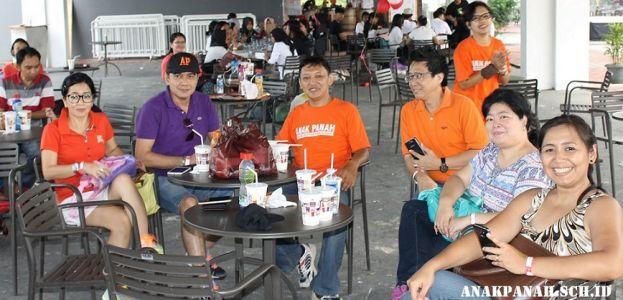 Family Gathering di Serpong Digital Center Park1