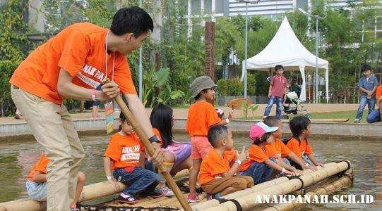 Family Gathering di Serpong Digital Center Park7
