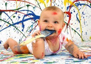 artist cocok di homeschooling